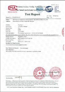 Certificat pentru A453 660B