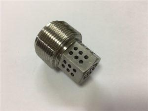 Șuruburi și elemente de fixare din titan Gr5 pentru industriale