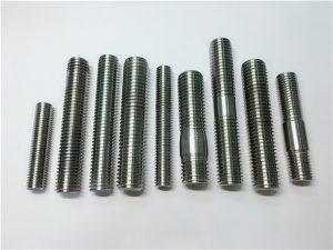 Nr.104-aliaj718 2.4668 tijă de filet, șuruburi de fixare DIN975 DIN976