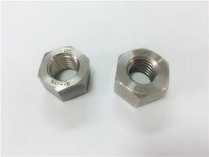 No.108-Piulițe speciale de aluat pentru producător cu piulițe hastelloy C276