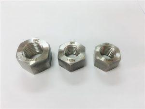 Nr. 109-S31254 A193 B8MLCuN piulițe hexaginoase grele