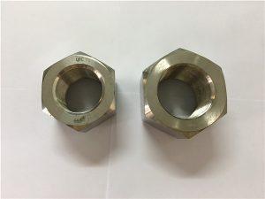 Nr.111-Fabricare aliaj de nichel A453 660 1.4980 piulițe hex