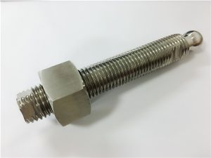 No.22-Șurubul de fixare cu șurub cu bile din oțel inoxidabil de frezare CNC