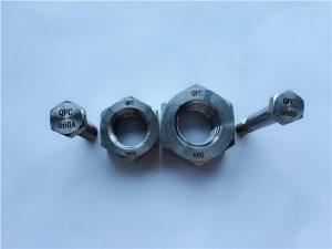 Nr. 24-Șuruburi de aliaj hexagonale 660, elemente de fixare