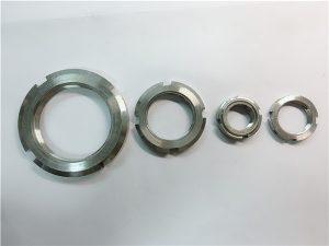 Nr. 33-Piuliță rotundă din oțel inoxidabil furnizor personalizat din China