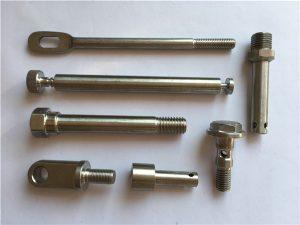 Nr. 42-Oțeluri de fixare din oțel inoxidabile de recesiune CNC
