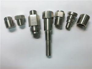 Nr. 67-Mașini de strunjire de înaltă calitate a mașinii de fixare din oțel inoxidabil confecționate din prelucrarea cu cnc