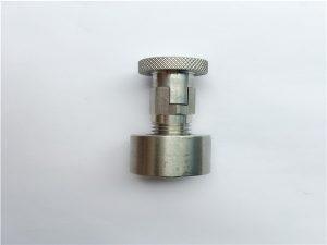 Nr. 95-SS304, 316L, 317L SS410 Șurub de transport cu piuliță rotundă, elemente de fixare standard