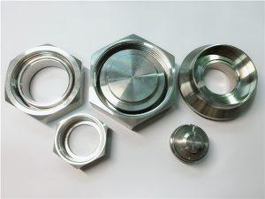 Nr. 98-1.4410 UNS S32750 2507 priză tubulară priză hexagonală folosită în industria gazului și a gazelor