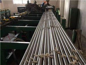 Bară rotundă din oțel inoxidabil Super duplex s32760 (A182 F55)