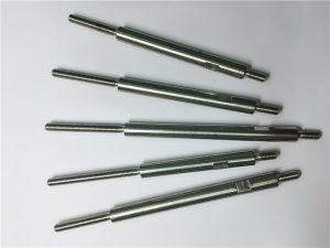 elemente de fixare cu filet din oțel inoxidabil pentru prelucrarea precisă a cnc