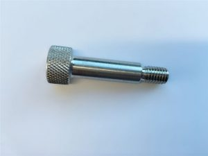 șurub cu cap hexagon personalizat la soclu 18-8 șurub din umăr din oțel inoxidabil