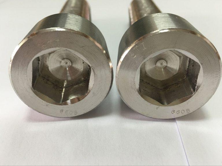 producători de elemente de fixare, șurub cu cap hexagon din titan DIN 6912