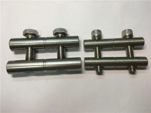 Feronerie pentru mobilă, elemente de fixare personalizate din oțel inoxidabil de precizie
