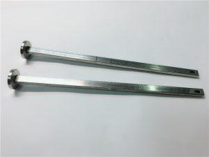 furnizor de elemente de fixare hardware 316 oțel inoxidabil cu cap pătrat gât din603 m4 șurub de transport